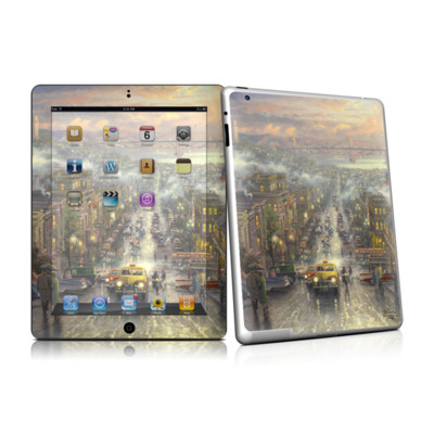 iPad 2 Skin - Heart of San Francisco