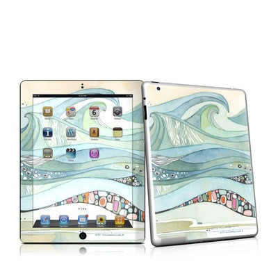 iPad 2 Skin - Sea of Love