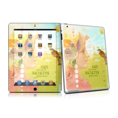 iPad 2 Skin - See Believe