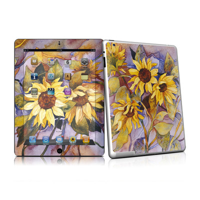 iPad 2 Skin - Sunflower