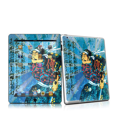 iPad 2 Skin - Samurai Honor