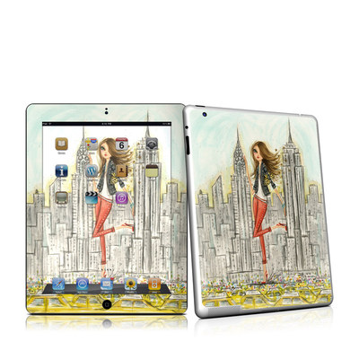 iPad 2 Skin - The Sights New York