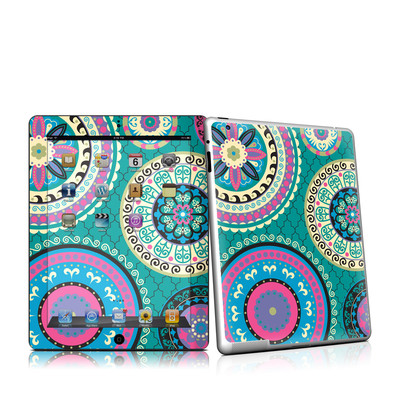 iPad 2 Skin - Silk Road