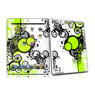 iPad 2 Skin - Simply Green