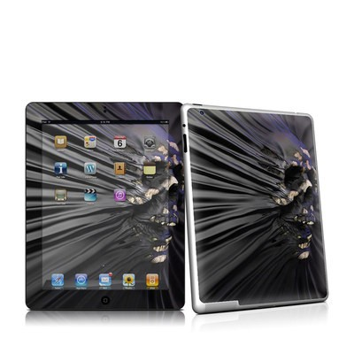 iPad 2 Skin - Skull Breach