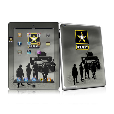 iPad 2 Skin - Soldiers All