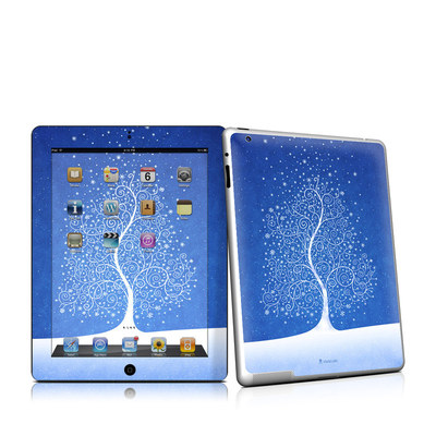iPad 2 Skin - Snowflakes Are Born
