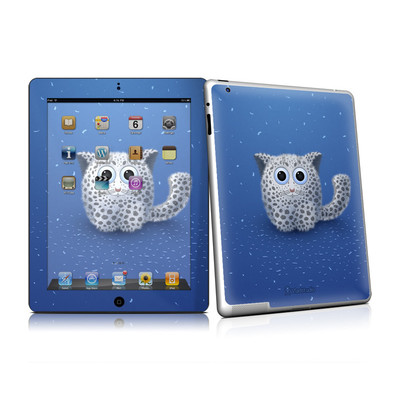 iPad 2 Skin - Snow Leopard