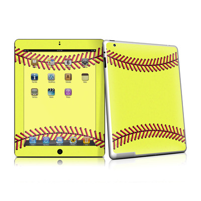 iPad 2 Skin - Softball