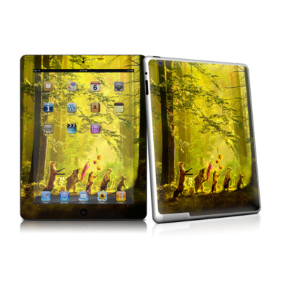iPad 2 Skin - Secret Parade