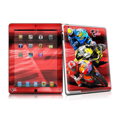 iPad 2 Skin - Speed Collage