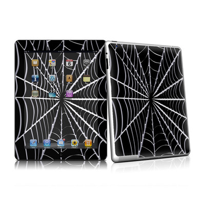 iPad 2 Skin - Spiderweb