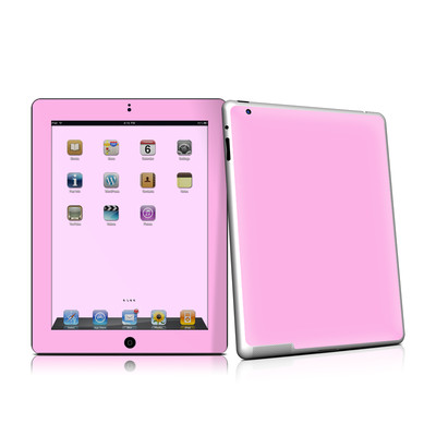 iPad 2 Skin - Solid State Pink