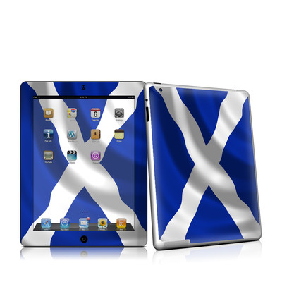 iPad 2 Skin - St. Andrew's Cross
