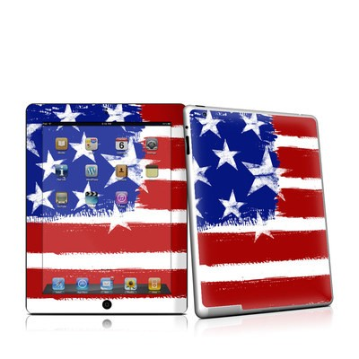 iPad 2 Skin - Stars + Stripes