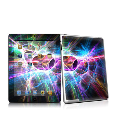 iPad 2 Skin - Static Discharge