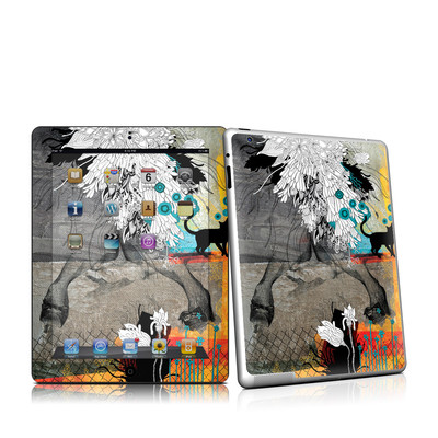 iPad 2 Skin - Stay Awhile