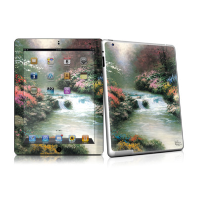 iPad 2 Skin - Beside Still Waters