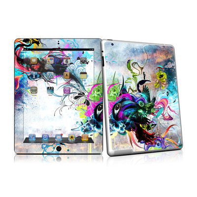 iPad 2 Skin - Streaming Eye