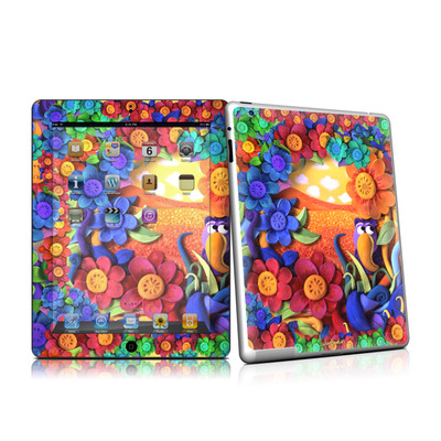 iPad 2 Skin - Summerbird