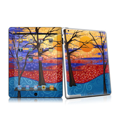 iPad 2 Skin - Sunset Moon