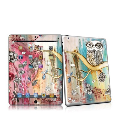 iPad 2 Skin - Surreal Owl