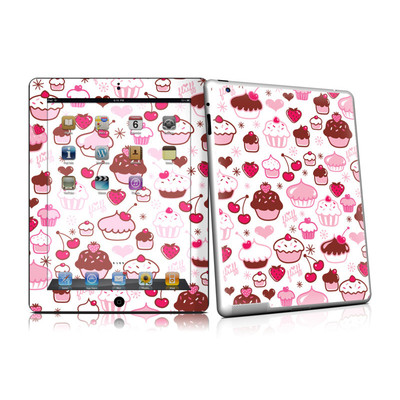 iPad 2 Skin - Sweet Shoppe