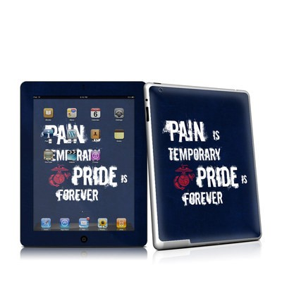 iPad 2 Skin - Pain is Temporary