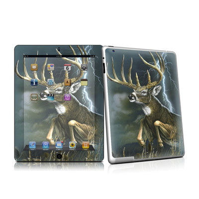 iPad 2 Skin - Thunder Buck