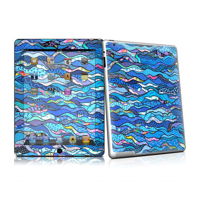 iPad 2 Skin - The Blues