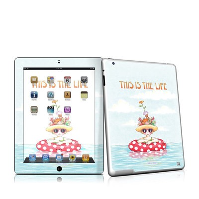 iPad 2 Skin - This Is The Life