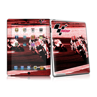 iPad 2 Skin - Throttle