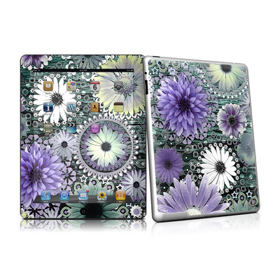 iPad 2 Skin - Tidal Bloom