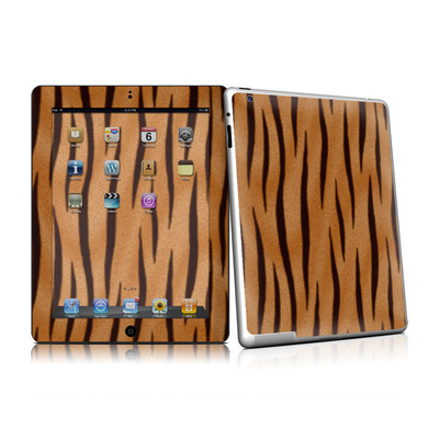 iPad 2 Skin - Tiger Stripes