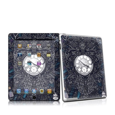 iPad 2 Skin - Time Travel