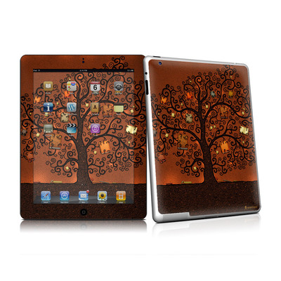 iPad 2 Skin - Tree Of Books
