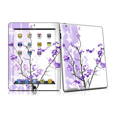 iPad 2 Skin - Violet Tranquility