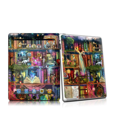 iPad 2 Skin - Treasure Hunt