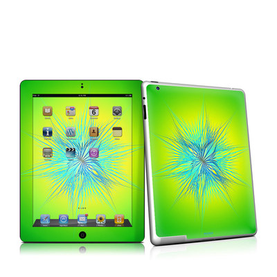 iPad 2 Skin - Tube Stellations