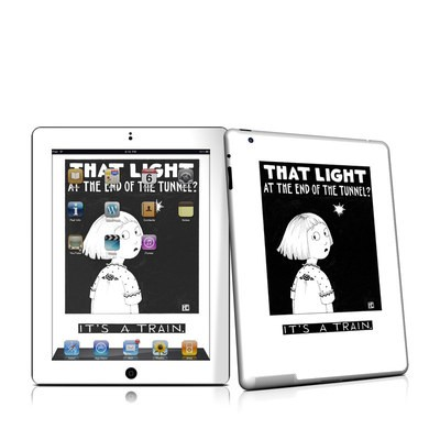 iPad 2 Skin - Train Tunnel