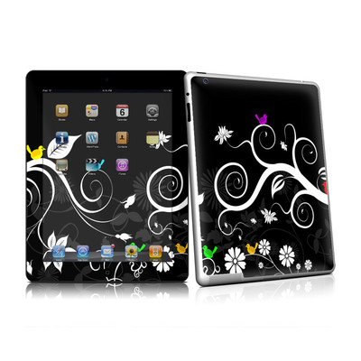 iPad 2 Skin - Tweet Dark