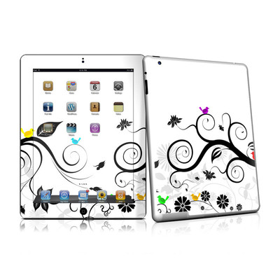 iPad 2 Skin - Tweet Light