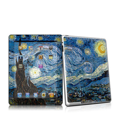 iPad 2 Skin - Starry Night