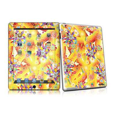 iPad 2 Skin - Wall Flower