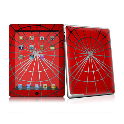 iPad 2 Skin - Webslinger
