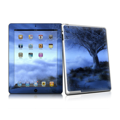 iPad 2 Skin - World's Edge Winter