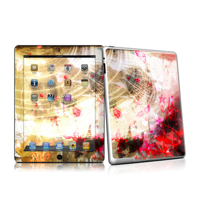 iPad 2 Skin - Woodflower