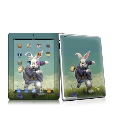 iPad 2 Skin - White Rabbit