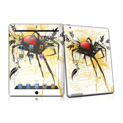 iPad 2 Skin - Widow
