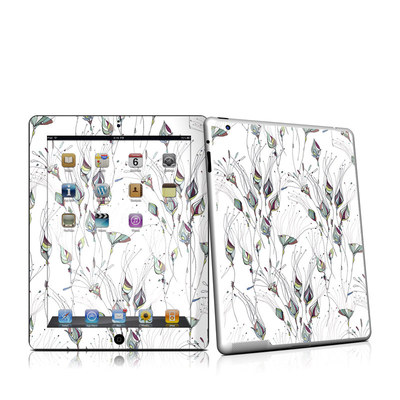 iPad 2 Skin - Wildflowers